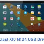 Teclast X10 M1D4 USB Driver