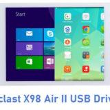 Teclast X98 Air II USB Driver