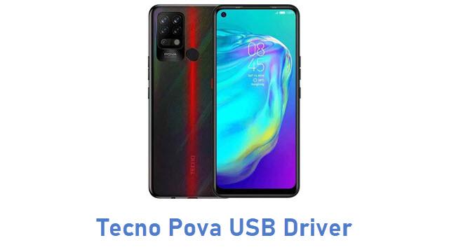 Tecno Pova USB Driver