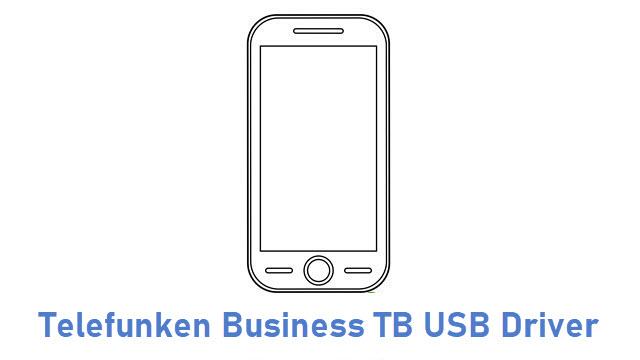 Telefunken Business TB USB Driver