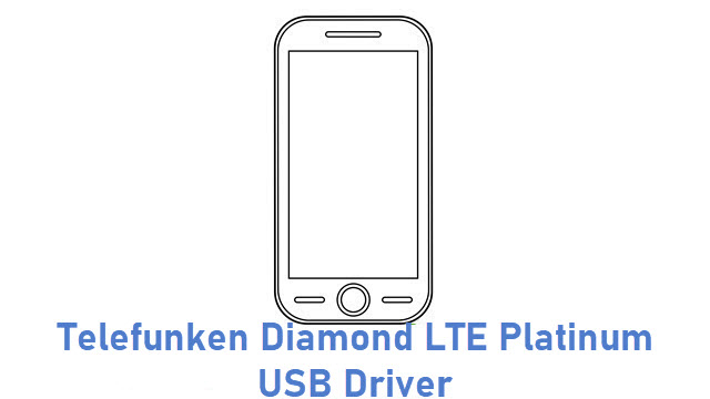 Telefunken Diamond LTE Platinum USB Driver