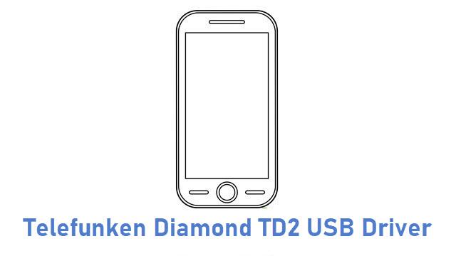 Telefunken Diamond TD2 USB Driver