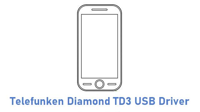 Telefunken Diamond TD3 USB Driver