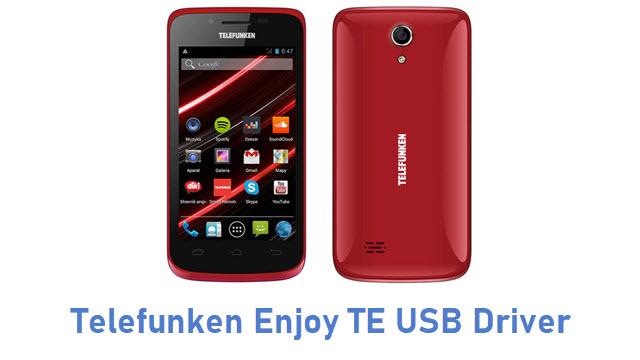 Telefunken Enjoy TE USB Driver