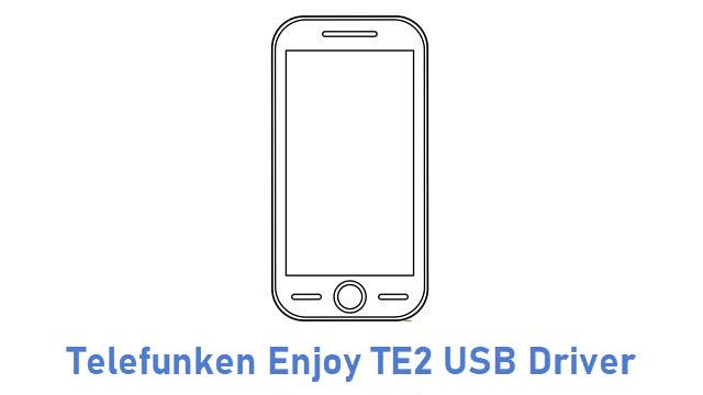 Telefunken Enjoy TE2 USB Driver