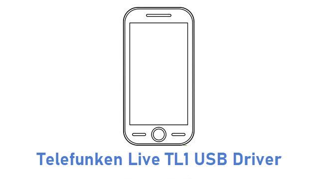 Telefunken Live TL1 USB Driver