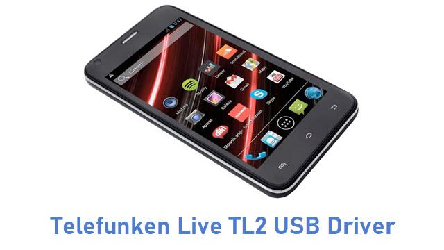 Telefunken Live TL2 USB Driver