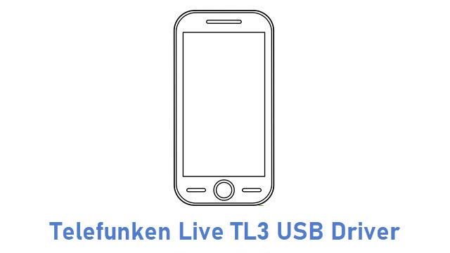 Telefunken Live TL3 USB Driver