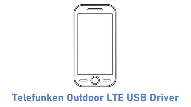 Telefunken Outdoor LTE USB Driver