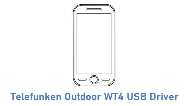 Telefunken Outdoor WT4 USB Driver