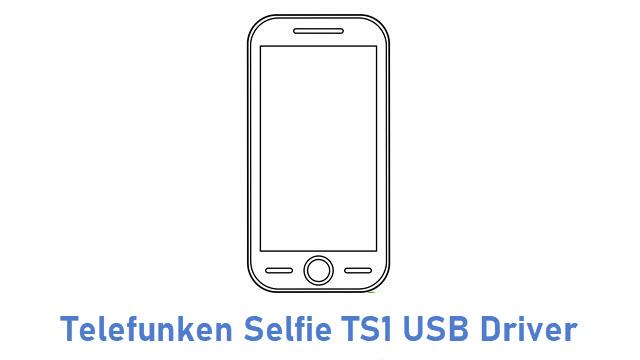 Telefunken Selfie TS1 USB Driver