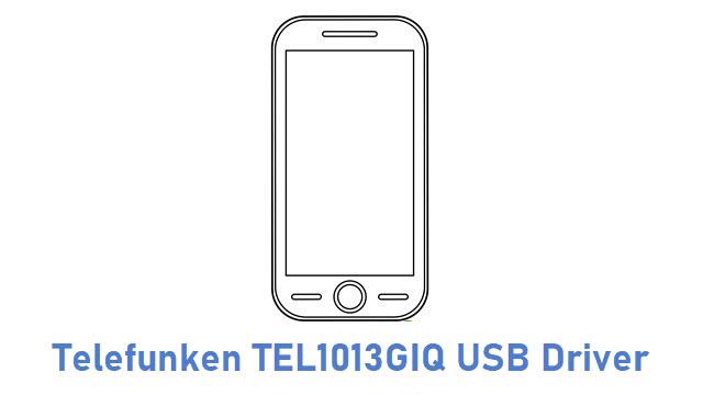 Telefunken TEL1013GIQ USB Driver