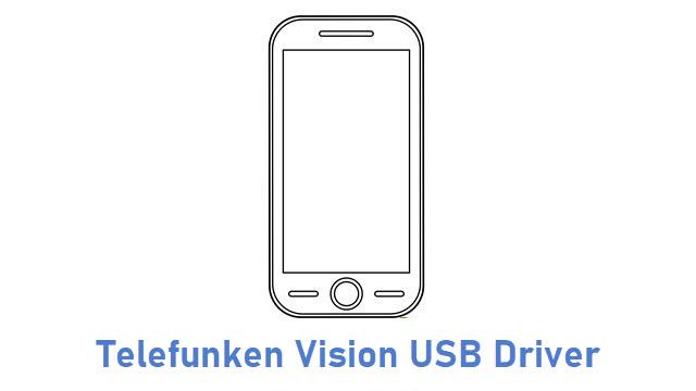 Telefunken Vision USB Driver