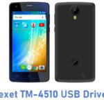Texet TM-4510 USB Driver