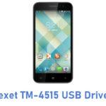 Texet TM-4515 USB Driver