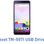 Texet TM-5571 USB Driver