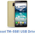 Texet TM-5581 USB Driver