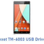 Texet TM-6003 USB Driver