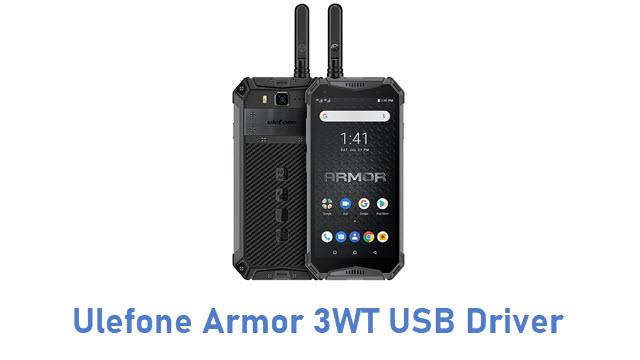 Ulefone Armor 3WT USB Driver