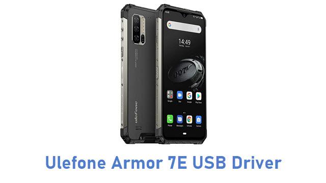 Ulefone Armor 7E USB Driver