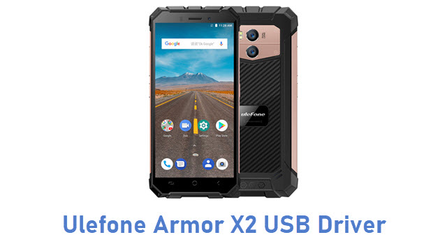 Ulefone Armor X2 USB Driver
