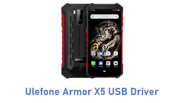 Ulefone Armor X5 USB Driver