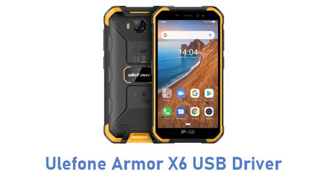 Ulefone Armor X6 USB Driver