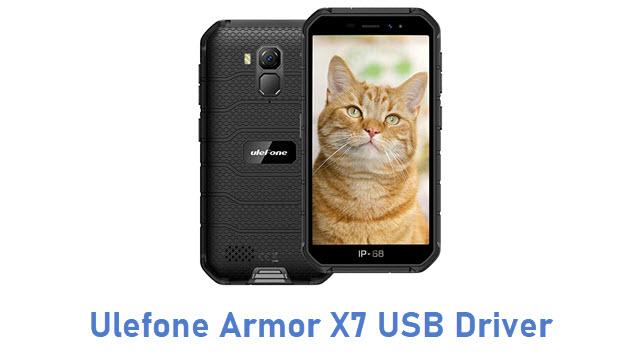 Ulefone Armor X7 USB Driver