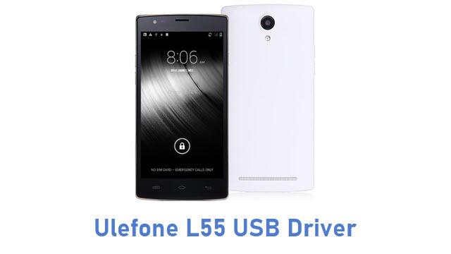 Ulefone L55 USB Driver
