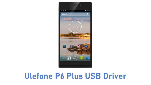 Ulefone P6 Plus USB Driver