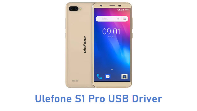 Ulefone S1 Pro USB Driver