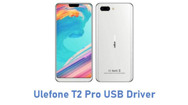 Ulefone T2 Pro USB Driver