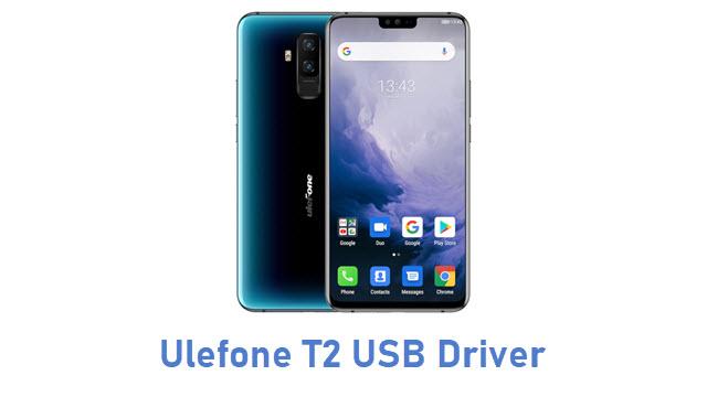 Ulefone T2 USB Driver