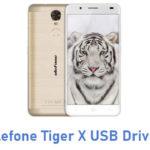 Ulefone Tiger X USB Driver