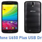 Ulefone U650 Plus USB Driver