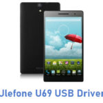 Ulefone U69 USB Driver