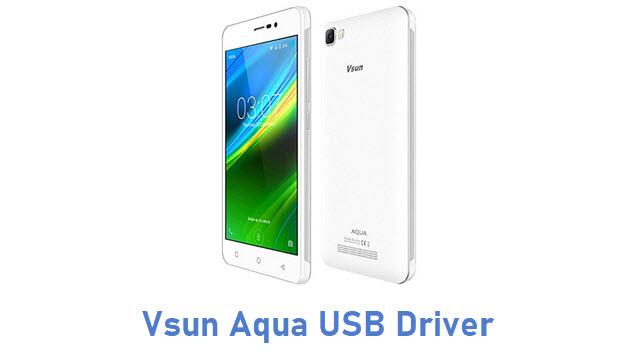 Vsun Aqua USB Driver
