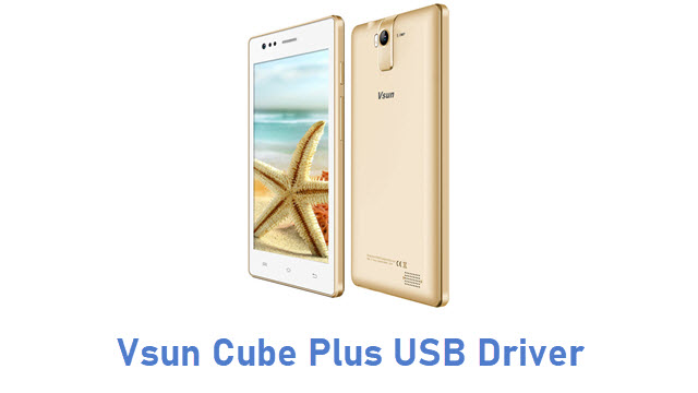 Vsun Cube Plus USB Driver