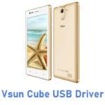Vsun Cube USB Driver