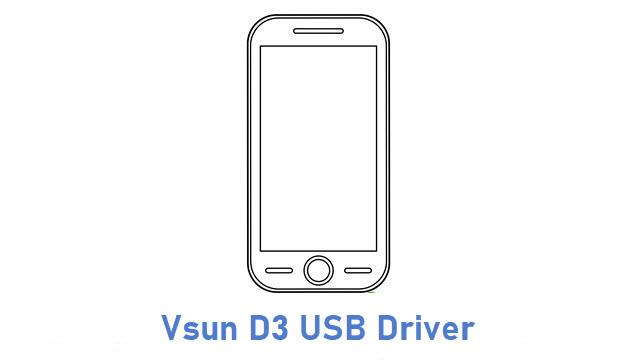 Vsun D3 USB Driver