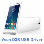 Vsun D3B USB Driver
