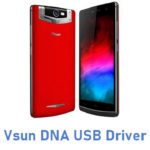 Vsun DNA USB Driver