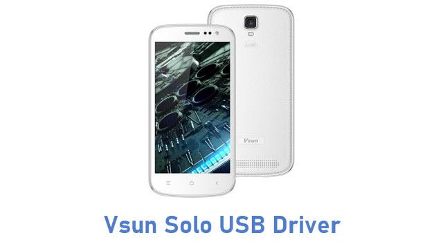 Vsun Solo USB Driver