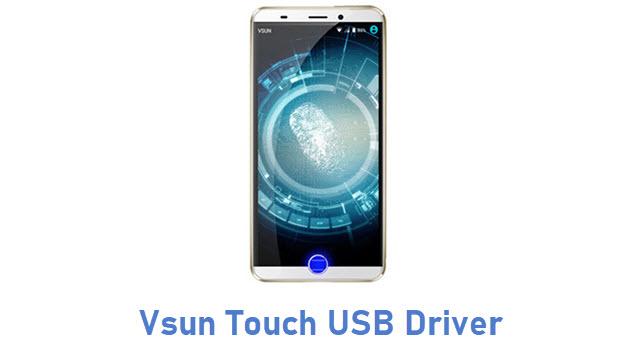 Vsun Touch USB Driver