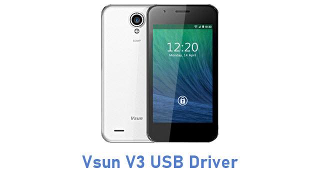 Vsun V3 USB Driver