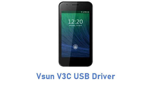 Vsun V3C USB Driver