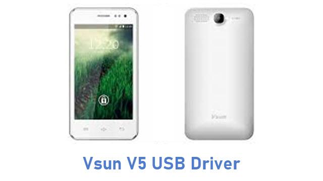 Vsun V5 USB Driver