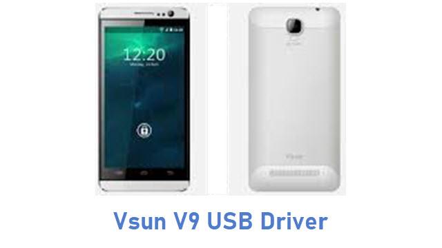 Vsun V9 USB Driver