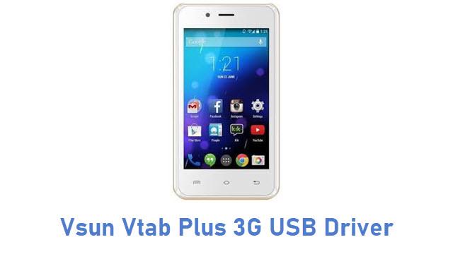 Vsun Vtab Plus 3G USB Driver