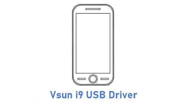 Vsun i9 USB Driver